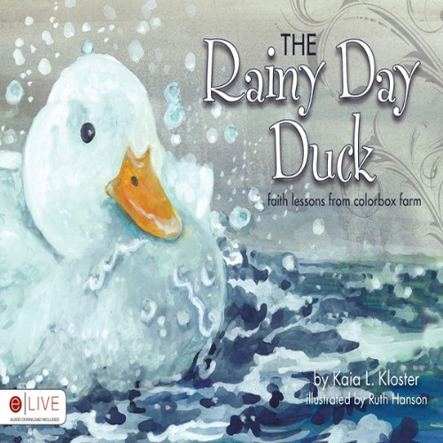 The Rainy Day Duck  Audiolibri