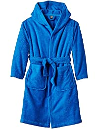Puma Active 512417 Kinder Bademantel – Albornoz Azul blue - Cloisonné Talla:104 (UE)