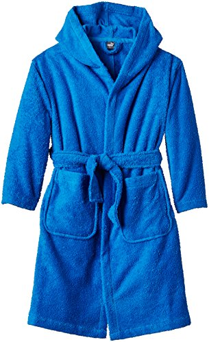PUMA Kinder Bademantel ACTIVE Bathrobe BandG, cloisonné, 128, 512417 10