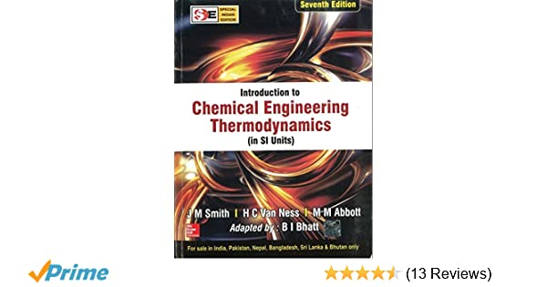 Buy introduction to chemical engineering thermodynamics special buy introduction to chemical engineering thermodynamics special indian edition book online at low prices in india introduction to chemical engineering fandeluxe Choice Image