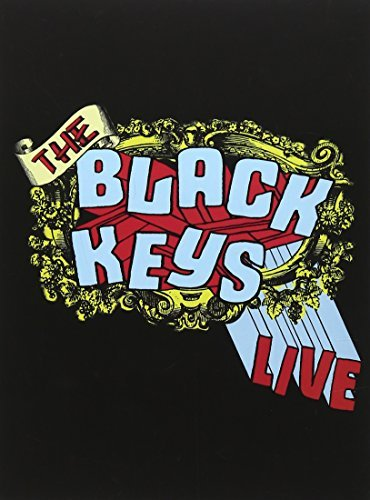 Keys-dvd Black (The Black Keys - Black Keys - Live [2005] [DVD] [2004])