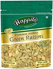 HappiloPremium Seedless Raisins, 250g (Pack of 2)