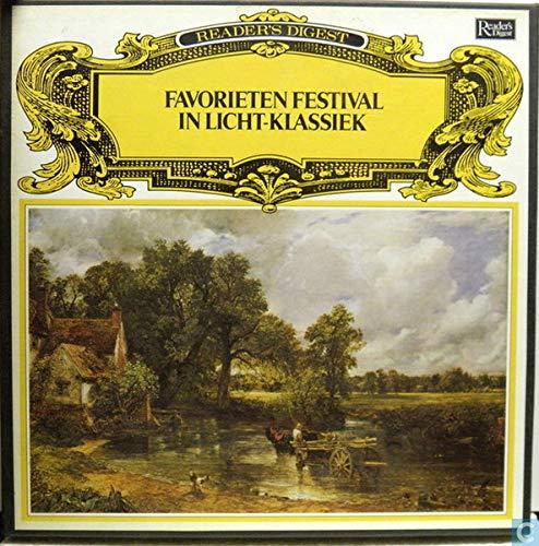 Favorieten Festival In Licht-Klassiek [10x Vinyl LP]