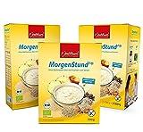 Produkt-Bild: P. Jentschura MorgenStund basischer Hirse Buchweizen Brei basen Frühstück für den leichten Start in den Tag