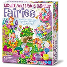 4M - Mould & Paint Glitter Fairy (004M3524)