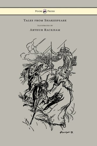 Tales from Shakespeare - Illustrated by Arthur Rackham by Charles Lamb (2013-02-19)