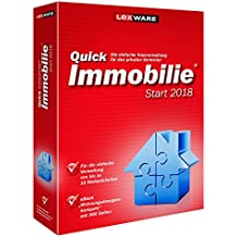 Lexware QuickImmobilie Start 2018 / CD Box / 365-Tage Version