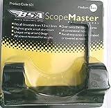 "BSA Scope Master 601-1 piece fully adjustable medium 1"" tube scope mount. Fits"