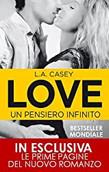Love. Un pensiero infinito (LOVE Series Vol. 5)