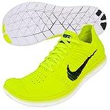 Nike 842545-700, Zapatillas de Trail Running Hombre, Amarillo (Volt / Black / White), 41 EU