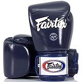 Fairtex Boxhandschuhe, BGV-1, blau, Boxing Gloves MMA Muay Thai Thaiboxen Size 10 Oz Vergleich