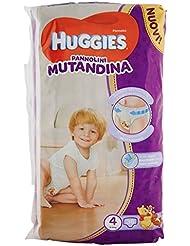 Huggies Pannolino Mutandina, Taglia 4 (9-14 Kg), 1 Pacco da 36 Pezzi