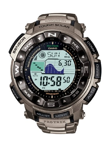 Reloj Casio Pro Trek Hombre PRW-2500T-7ER