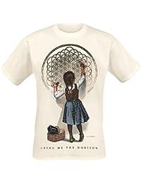 Bring Me The Horizon Sempiternal Girl T-Shirt sand