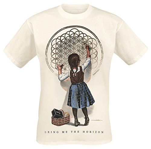 Bring Me The Horizon Sempiternal Girl Camiseta Arena XL