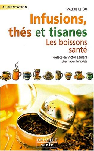 Infusions, thés et tisanes