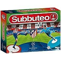 Subbuteo Playset Atlético Madrid UEFA Champions League