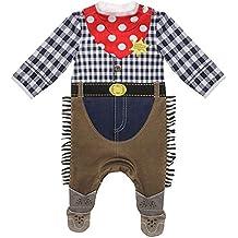 Moozels - Disfraz de cowboy para bebé