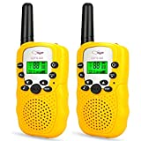 Tisy Toys for 5-8 Year Old Boys, Walkie Talkies for kids Gifts