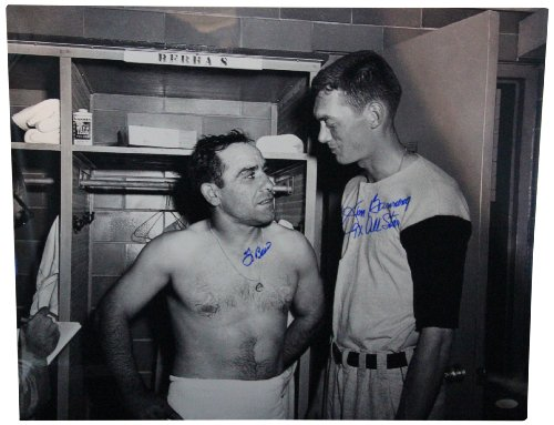 mlb-new-york-yankees-yogi-berra-jim-bunning-signed-photograph-6x20-inch