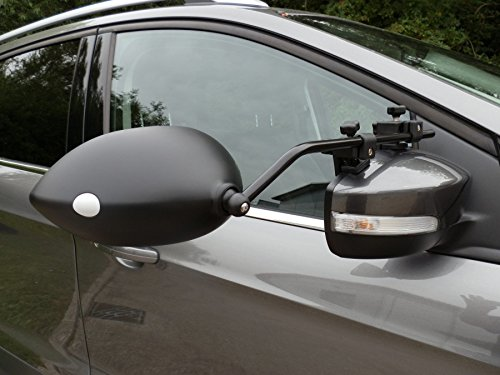 Milenco Universalspiegel Aero 3 Mirror Convex XXL
