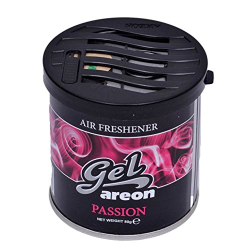 Auto Hub Areon Passion Gel Car Perfume For Car, Home, Office Air Freshener, Scent  available at amazon for Rs.449