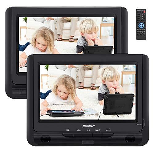 PUMPKIN Portable In Car DVD Play...
