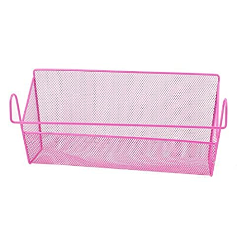 Schule Hanging Stacking Organizer Draht Storage Basket