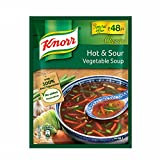 #8: Knorr Chinese Hot and Sour Veg Soup, 43g  (Now at Rupees 7 Off)