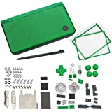 New Nintendo DSi XL Green Console Housing Full Replacement Shell ConsolesandGadgets