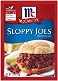 McCormick Sloppy Joe (Schlampiger Joe) Gewürz, 37, 1