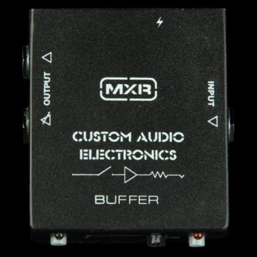 PEDALES EFECTO C A E   DUNLOP (MC406) CUSTOM AUDIO ELECTRONICS (BUFFER)