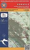 Konavle nr 28 1:25.000 Wanderkarte Kroatien
