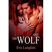 Doe and the Wolf (Furry United Coalition Book 5) (English Edition)