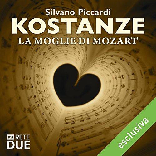 Konstanze - la moglie di Mozart  Audiolibri