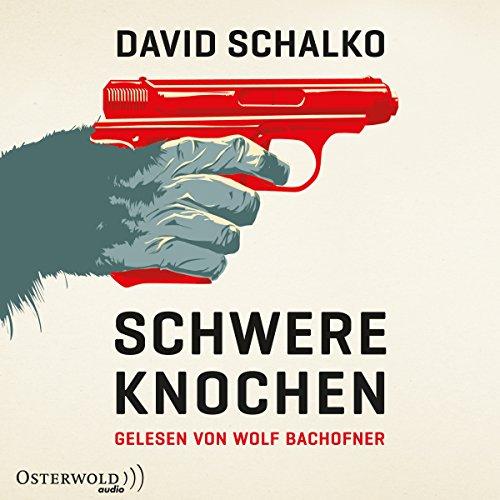 Buchseite und Rezensionen zu 'Schwere Knochen' von David Schalko