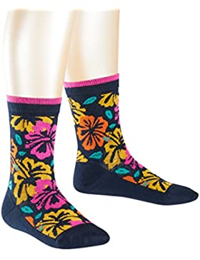 FALKE Mädchen Socken Hibiscus