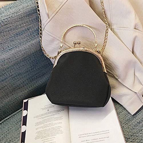 DUQA Klassische Mode - Handtasche Einer Schulter Retro - Kette tragbaren Beutel - Make - up - Aufnahme - Paket -