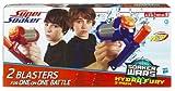 Toy - Hasbro 64759 - Hydro Fury  Super Soaker 2er Pack - Wasserpistole