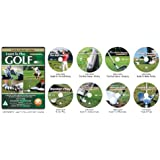 Learn To Play Golf - 8 DVD Collector's Edition