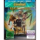 Gänsehaut 3D, Steelbook, Blu-ray 3D + Blu-ray 2D, Media Markt Exklusiv, Lentikular Steelbook, Uncut, Regionfree