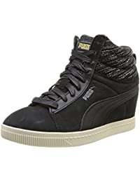 Puma Classic Wedge Wool Damen Sneaker
