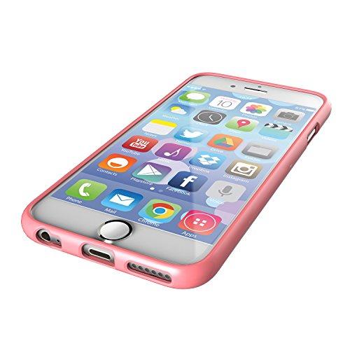 Cellto iPhone 6 Plus Case [weiche flexible] Super dünne [0,33 mm] TPU Kasten-Schirm-Schutz ** NEU ** [Precision Fit] Premium-Flex weichen Silikon-Hülle - Einzelhandel Öko-Verpackung - Slim Case [Baby- Baby Pink
