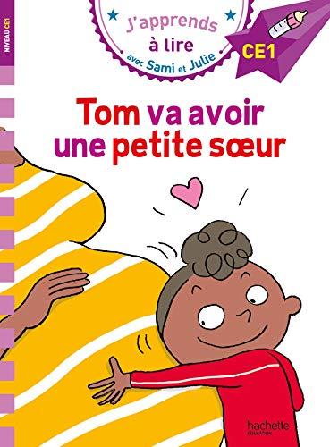 Sami et Julie CE1 Tom va avoir une petite soeur par Emmanuelle Massonaud