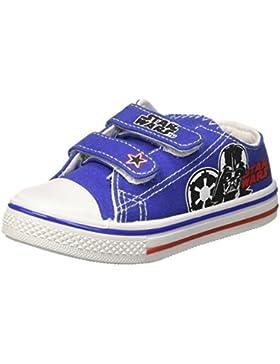 Star Wars Jungen Canvas Low Niedrige Sneaker