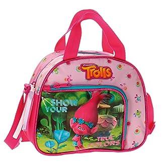 Trolls True Colors Bolso Make Up Adaptable El Trolley Bag Bolsos Neceser Vanity Estuche