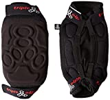 Triple Eight ExoSkin Elbow Pad (Black, Large) by Triple Eight