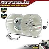 Innenraumgebläse Heizungsgebläse Motor für 3ER E46 Klimaautomatik 1998-2007 64118372797