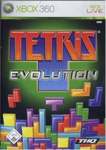 Tetris Evolution - Spiele Xbox Tetris 360