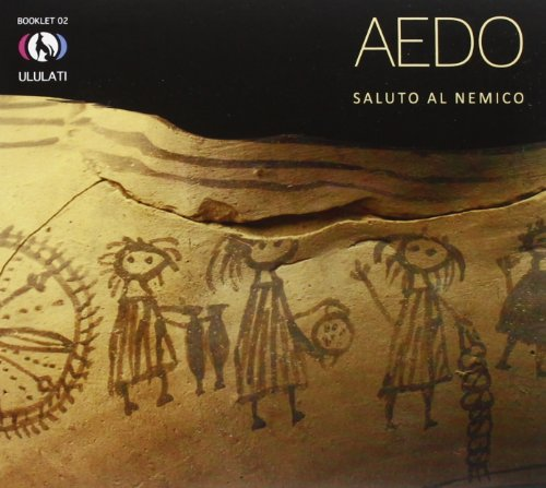 Saluto al nemico. CD Audio